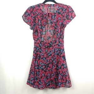 Nasty Gal Dresses - Nasty Gal Lena Mini Dress Vintage Style Floral